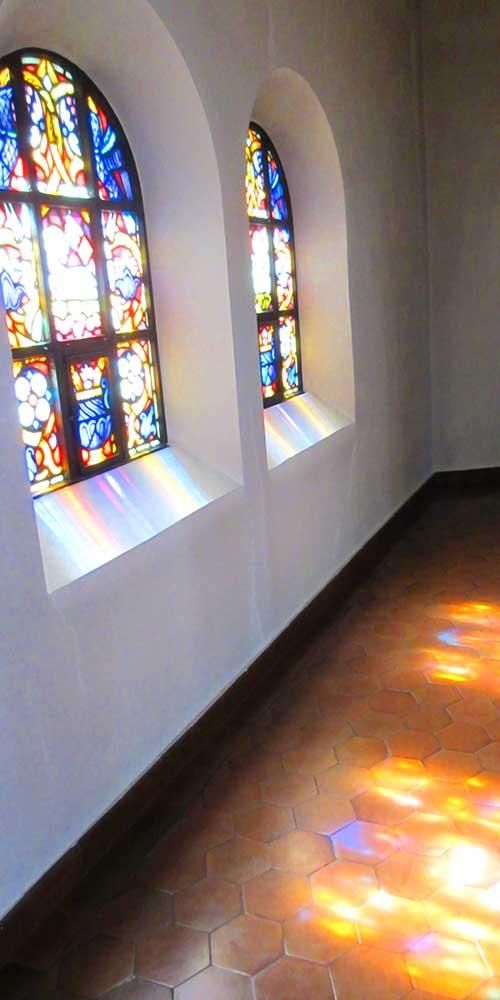 Hintergrund Gottesdienste Maria Rosenberg