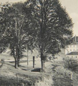 Gnadenbrunnen, Rosenberg
