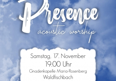 Presence acoustic worship