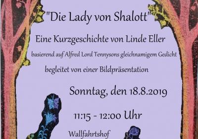 Autorenlesung mit Linde Eller auf dem Rosenberg