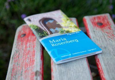Rosenberger Feierabendgespräch  entfällt im Oktober