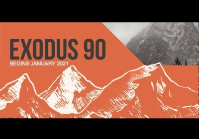 Exodus90 – Ein geistiges Trainingsprogramm für Männer