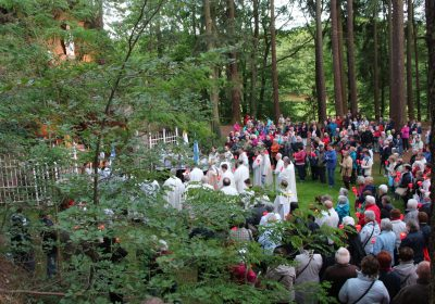 Großes Wallfahrtsfest (Rosenberger Tage)